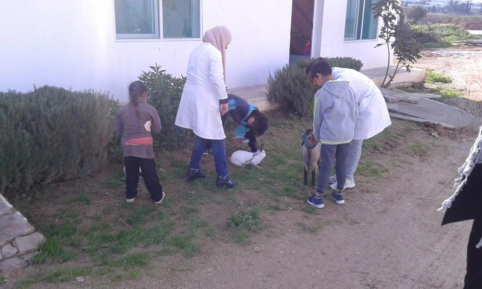 La ferme thérapeutique Gaïa