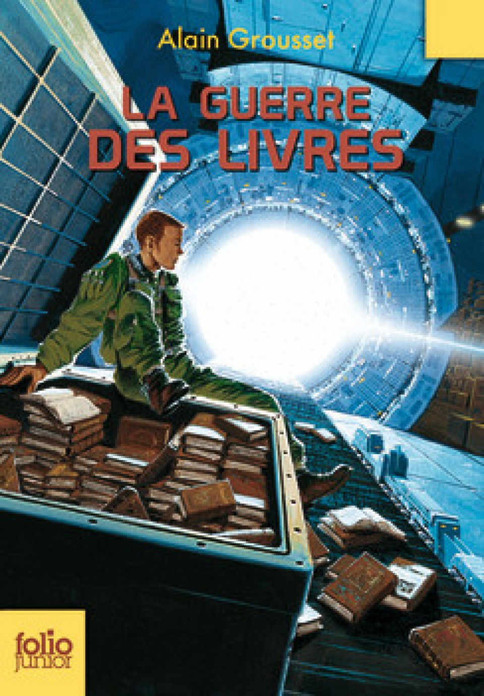 """""""La guerre des livres"""", notre coup de cœur!"""